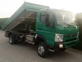kipper vrachtwagen > 7.5 t Mitsubishi Canter Fuso 6C18 4x4 Canter Fuso 6C18 4x4, EEV 2014