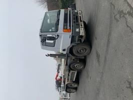 wissellaadbaksysteem vrachtwagen DAF 85 8x4 SHD 1995
