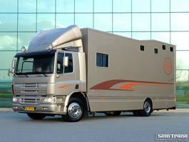 show vrachtwagen DAF CF 65.220 MOTORHOME MANUAL GEARBOX ANALOG TACHO 2001