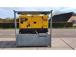 generator Atlas Copco QAS20KDS 2011