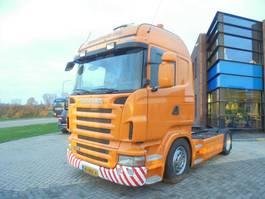mega-volume trekker Scania R400 Lowdeck / CR19 Cab / Retarder / Opticruise / NL Truck 2009