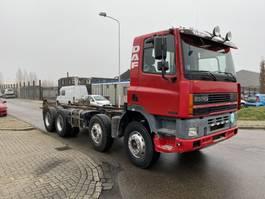 chassis cabine vrachtwagen DAF 85 1997
