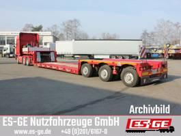 dieplader oplegger Faymonville 3-Achs-Tiefbett 3x12 t 2020