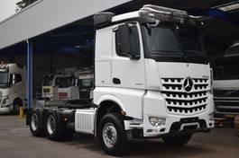 standaard trekker Mercedes-Benz Arocs 2658, 6x4, Euro 6, Hydraulic, Retarder, Truckcenter Apeldoorn, Actros