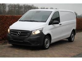 gesloten bestelwagen Mercedes-Benz Vito 111 CDI AIRCO 2015