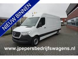 gesloten bestelwagen Mercedes-Benz Sprinter 316 CDI L3 H2 MBUX / Airco / Camera / Navigatie / Cruise control / 270 G... 2019