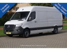 gesloten bestelwagen Mercedes-Benz Sprinter 319CDI L3H2 Airco, Cruise, 270Gr Deur, 7
