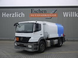 tankwagen vrachtwagen Mercedes-Benz 1824L Axor, Euro 5, Esterer A3 2009