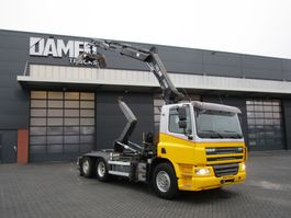 containersysteem vrachtwagen DAF AS75PC 2002