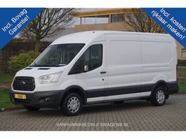 gesloten bestelwagen Ford Transit 310 130pk L3H2 Trend €250 / Maand Airco Cruise PDC!! NR. 864 2018