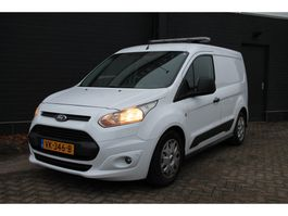 gesloten bestelwagen Ford Transit Connect 1.0 Ecoboost Benzine! 100PK - Airco - Cruise - PDC - € 9.950,- Ex. 2014