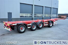 container chassis oplegger Nooteboom CT-53-04D | 2x20-30-40-45ft HC * COMBITRAILER 2001