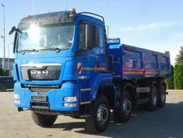 kipper vrachtwagen > 7.5 t MAN TGS 35.440 8x8 EURO5 DSK Mit Bordmatik TOP!