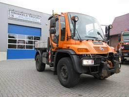 kipper vrachtwagen > 7.5 t Unimog U400  405/12  Kipper  Komunalfahrzeug 2006