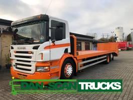 autotransporter vrachtwagen Scania P310 6x2*4 9,70m ramp platform 2016 2007