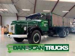 kipper vrachtwagen > 7.5 t Volvo N86 6x2 Tipper 1972