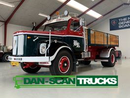kipper vrachtwagen > 7.5 t Scania LB 76 4x2 Tipper 1968