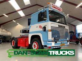 standaard trekker Scania 111 4x2 Tractor total restauration 1978