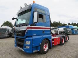 standaard trekker MAN TGX 28.560 XXL Euro 6, Intarder 2015
