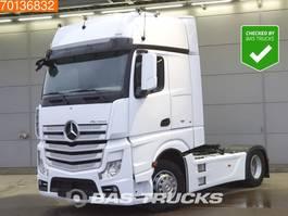standaard trekker Mercedes-Benz Actros 1851 LS 4X2 Retarder Standklima Navi GigaSpace Euro 6 2014
