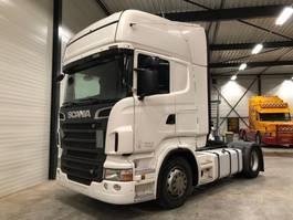 standaard trekker Scania 4x Scania R500 4x2 Automatic / Retarder / Airco / Topline 2010