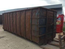 overige containers Abarth 40 kuub containerbakken ijzerbakken schrootcontainers