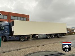 koel-vries oplegger Van Eck UT-3B / CARRIER 1800 / DHOLLANDIA NL TRAILER! 2008