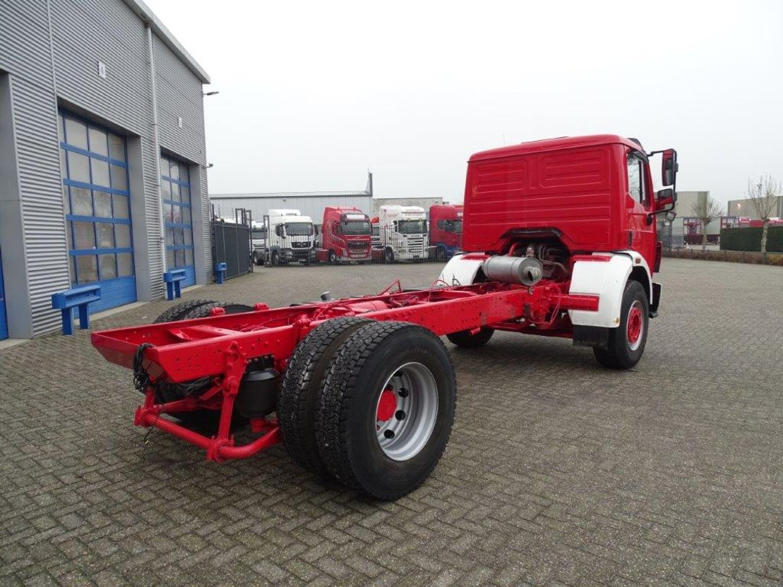 chassis cabine vrachtwagen Mercedes-Benz SK 1824 1824L / MANUAL / PERFECT CONDITION!! / 1991 1991