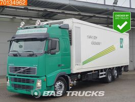 veewagen vrachtwagen Volvo FH12 380 6X2 Other Birds /Poultry / Chick Transport FULL Climate Control Lift... 2004