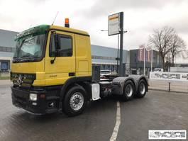 standaard trekker Mercedes-Benz Actros 2641 German truck - Manual - Hydraulics - Sleeper cab 2004