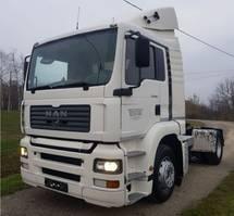 standaard trekker MAN TGA 18.360 4x2 tractor unit - euro 2 2001
