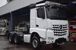 zware last trekker Mercedes-Benz Arocs 2658 Euro6, 6x4, Hydraulic, Retarder, Truckcenter Apeldoorn