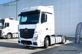 standaard trekker Mercedes-Benz Actros 1845 LS 4x2 BigSpace 2016