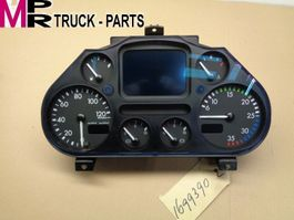 Elektra vrachtwagen onderdeel DAF 1699390 Instrumentenpaneel DIP Euro-3