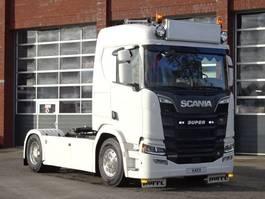 standaard trekker Scania NEW R520 - Full spec - Buffl interior - Custom exterior - New 2020