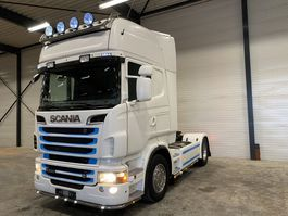 standaard trekker Scania R500 4x2 Topline / Full air/ Manual / Airco 2011