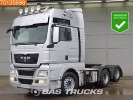 standaard trekker MAN TGX 28.540 6X2 XXL Liftachse Intarder Hydraulik Euro 5 2012