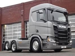 standaard trekker Scania R580 A6x2NB NEW, Full Spec, Manuel Gearbox! 2020