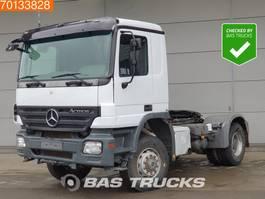 standaard trekker Mercedes-Benz Actros 2044 4X4 4x4 Hydraulik 3-pedals Big-Axle Euro 5 2006