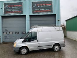 gesloten bestelwagen Ford TRANSIT 260S Hoge uitvoering Airconditioning Imperiaal trekhaak 3 zitplaatsen 2010