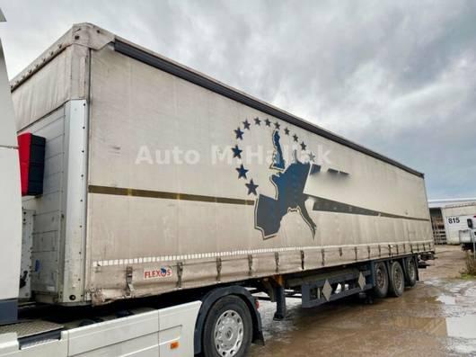 semi-remorque à rideau coulissant Schmitz Cargobull Standard Tautliner / SAF / 2 x Liftachse Edscha