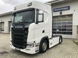 standaard trekker Scania S520 4x2 retarder / Leasing 2019