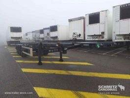 container chassis oplegger Lecitrailer Semitrailer Porte-conteneurs (droit) 2017