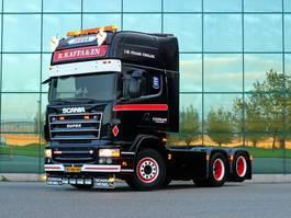 standaard trekker Scania SCANIA R560 6X2 MANUAL GEARBOX RETARDER 9 TON FRONT AXLE 2007