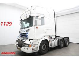 standaard trekker Scania R450 6x2 Streamline Retarder Euro 6 2016