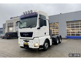 standaard trekker MAN TGX 26.540 XXL, Euro 5, HUB Reduction // Retarder // Stand Clima // Top condition, ... 2011