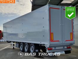 walking floor oplegger Knapen Trailers K100 *New Unused* 92m3 10mm Floor Liftaxle 3 axles 2020