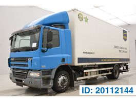 wissellaadbaksysteem vrachtwagen DAF CF 65 250 2010