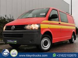 gesloten bestelwagen Volkswagen Transporter 2.0 TDI l2 dc ac export! 2013