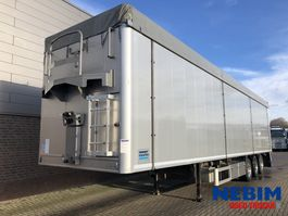 walking floor oplegger Knapen Trailers K100 94m3 - 6mm floor - HIGH PRESSURE CLEANER 2014